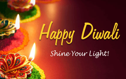 Diwali Shine Your Light